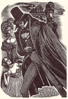 """I sought my ideal of a woman amongst English ladies, French countesses, Italian signoras, and German gräfinnen."" Fritz Eichenberg (1943) Eichenberg was interested in Rochester's wild oats."