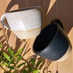 handmade & unique Stoneware Mugs, Planter Pots, Ceramics, Unique Jewelry, Handmade Gifts, Etsy, Vintage, Ceramica, Kid Craft Gifts