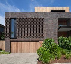 "369 Likes, 4 Comments - Brickworks Building Products (@brickworksbp) on Instagram: ""North Balwyn Residence feat Hawthorn London Bricks by Daniel Robertson // Architect: Matyas…"""