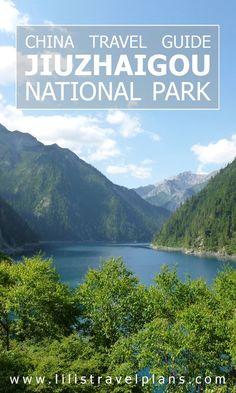 Jiuzhaigou national park, China - travel guide