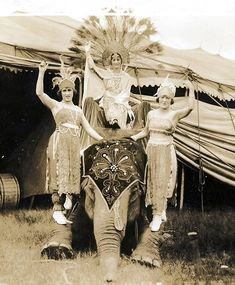 circus 1920s | Buckles Blog: Sparks Circus 1920's #1 (From Buckles)