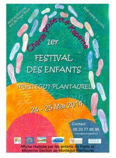 L'affiche du festival./Photo DDM.