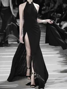 Alexandre Vauthier - Haute Couture Spring Summer 2013 - Shows - Vogue. Haute Couture Style, Couture 2015, Couture Mode, Couture Fashion, Runway Fashion, Alexandre Vauthier, Dark Fashion, Gothic Fashion, High Fashion