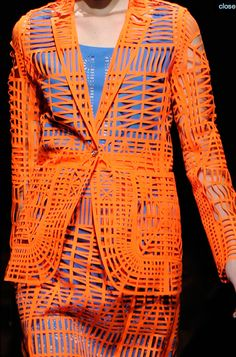 SPRING 2013 READY-TO-WEAR  Anrealage
