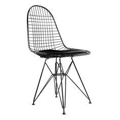 Eames DKR Chair / Schwarzes GESTELL - Stühle | Goodfurn