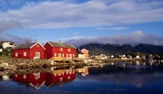 The Lofoten Islands are known for its rugged mountains, scenic coastline and unique lighting conditions -- a great place for nature lovers and photographers any time of the year.