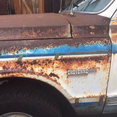 Decay Art, Rust