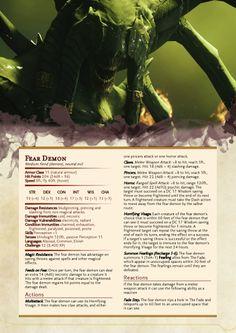Dragon Age Demons Part 2 by Emmetation