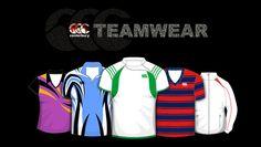 Canterbury - Teamwear Designer website - TUSK Agency