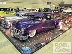 Custom Hot Rods | Mooneyes Hot Rod Custom Show In Yokohama Japan Purple Custom Photo 14