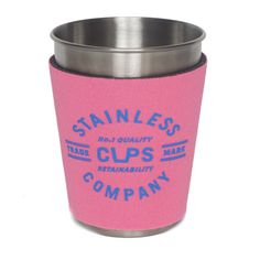 CupsCo Foam Coozie to keep your hands nice and cozy!