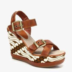 that is BATIK wedges <3 Wants!!!!