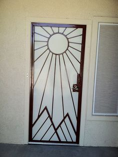 Decorative Security Screen Doors security screen doors | decorative security screen doors | phoenix