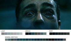 Fight Club, 1999.  Cinematography: Jeff Cronenweth.  #cinematography #colour