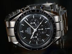 Omega Speedmaster Professional (The Moon Watch).