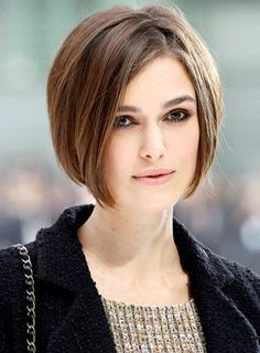 short bob...not sure I am brave enough...if I donate my hair this is what I'm thinking I will get