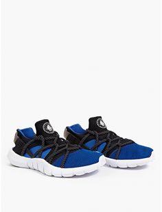 on sale 4caa6 013fc Nike Blue Huarache NM Sneakers