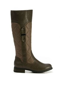 I luv a great riding boot and the quilting is to die for! Shoes – Tailor and Stylist