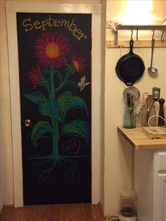 September 2015 Kitchen Doors, September, Art, Kunst, Art Education, Artworks