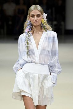 Alexis Mabille, Printemps/été 2018, Paris, Womenswear