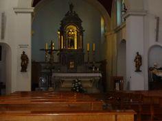 Interior da Igreja em Split Croácia