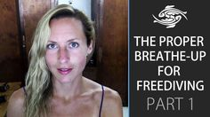The Proper Breathe-up for Freediving - Part 1: Relaxation Breathing