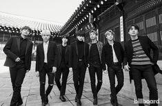BTS : Photos From The Billboard Cover Shoot. BTS photographed on Jan. 2018 at Korea House in Seoul. Bts 2018, Jhope, Bts Bangtan Boy, Bts Jungkook, Billboard Magazine, Bts Billboard, Seokjin, Namjoon, Taehyung