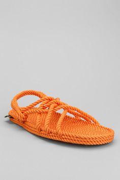 Burkman Bros X Gurkee's Neptune Rope Sandal