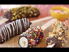 Çikolata Kaplı Muz Nasıl Yapılır | Nefis ve Pratik Yemekler: Çikolata Kaplı Muz Tarifi'nin… #YemekTarifleri #antepmutfağı #balık