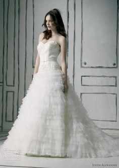 Justin Alexander Wedding Dresses | Wedding Inspirasi