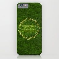 THE LORD OF THE RINGS iPhone 6 Slim Case