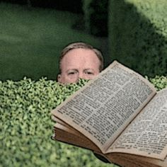 History's Great Writers Describe Sean Spicer in the Bushes National Lampoons, Good Humor, Rogues, Picnic Blanket, History, Shakespeare, Writers, Historia, Authors