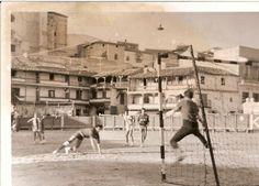Chinchón Square #balonmano #handball