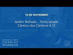Voltemos Ao Evangelho | 18 de novembro - Devocional Diário CHARLES SPURGEON