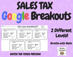 Solving Two-Step Equations – Two Breakout Activities! Math Classroom, Google Classroom, Adding Fractions, Dividing Fractions, Multiplying Fractions, Equivalent Fractions, Multiplication, Two Step Equations, Scientific Notation