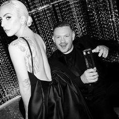 Congratulations @craig__green winner of British menswear designer award shot with @ladygaga . . #fashionawards #britishfashion  #britishfashioncouncil #fashiontech #designer #menswear