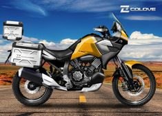 COLOVE X 900 ADV by obiboi Xjr 1300, Motorcycle Design, Yamaha, Yard, Vehicles, Building, Patio, Buildings, Car