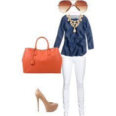 Lunch Date, created by madison-523 on Polyvore
