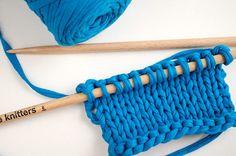 4 types d'augmentations en tricot