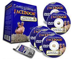 Comisiones facebook,sistemas facil de ganar dinero...