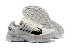 new product 990f6 6f4df OFF-WHITE x Nike Air Presto V2 Mens Shoes White Black www.cheapmax720.