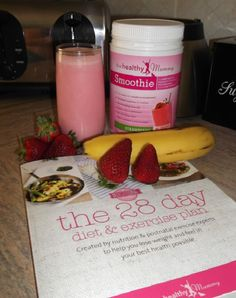 A big thank you to Kimberly Mckay for sending in her yummy healthy mummy smoothie recipe that she is having in combination with the Healthy Mummy Smoothie, Healthy Mummy Recipes, Smoothie Recipes, Strawberry Banana Smoothie, Lose Weight, Weight Loss, Fitness Diet, Nutrition, Breakfast Ideas