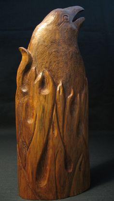 Carving Cedar