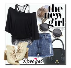 """""""Rosegal contest #11"""" by danijela-3 ❤ liked on Polyvore"""