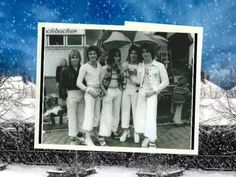 Photo Montage - Bay City Rollers - We Won't Let The Music Die. Good memories!