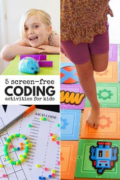 How do we help our kids prepare for the future? By helping them learn to think creatively and by building necessary skills early. Like math. And literacy. And coding, too, because computers are the tools of today and will be essential in their future. (sp