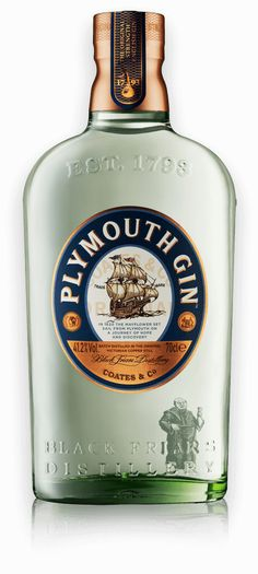 Plymouth Gin. 41,2 % ABV. Classic. A true original. Since 1793 its unique recipe of botanicals has been made to the highest standards in the same distillery in the very heart of the historical city of Plymouth, on England's South West coast. It's these factors that have resulted in our particularly English gin becoming as famous and well travelled as those who first tasted it. 6 exotic botanicals, soft Dartmoor water and pure grain alcohol.