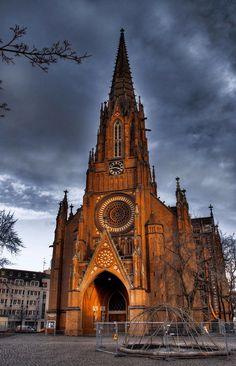 Die Christuskirche in Hannover