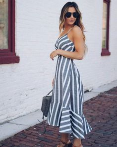 20 Casual Summer Dresses for Women Sundresses Classy Simple Cute Outfits Check casual summer dresses sundresses boho beaches, summer dresses for women over 40 over 50 stylists, summer dresses with boots country be Casual Summer Dresses, Summer Dresses For Women, Simple Dresses, Cute Dresses, Maxi Dresses, Awesome Dresses, Elegant Dresses, Wedding Dresses, Formal Dresses