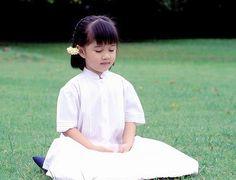 little kids like shaolin zen